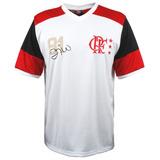 2 Camisas Retro Flamengo 1981 Zico + 1955 Evaristo Oficial