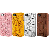 Capa 3d Iphone 4 4s Switcheasy Proteção Frontal + 8 Brindes