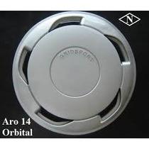 Calota Orbital Aro 14 ( 01 Peças ) P/ Vw Gol ,original Grid