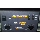 Bunker Mx-5000 $a Tratar$