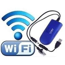 Bridge Rj45 Vonets Rede Sem Fio Wireless Wifi Ponto De Acess