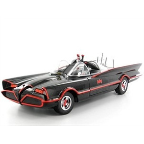 Batmovel Batman Classic Tv Series 66 1966 1:18 Hot Wheels