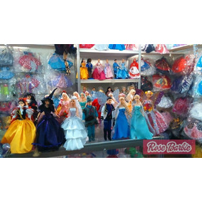 Fantasias, Vestidos E Acessórios Para Bonecas Barbie, Susi