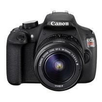 Camera Digital Canon Profissional T5 18-55 Nova Com Garantia