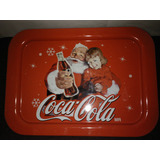 Charola Cuadrada De Coca Cola