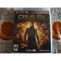 Deus Ex Human Revolution Para Playstation 3