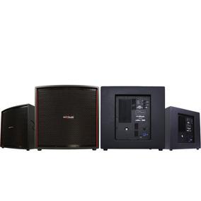 Caixa Sub Hotsound 800w Hsb 18a
