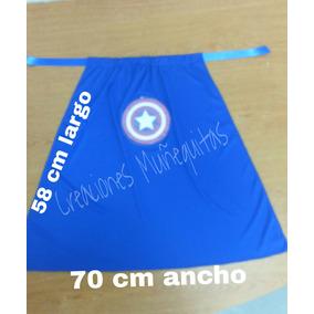 Capas (10) Superheroes Princesas Souvenirs Piñatas Recuerdos