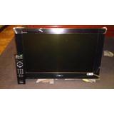 Pantalla Tv Lcd Sony 22 Incluye Control Remoto Original