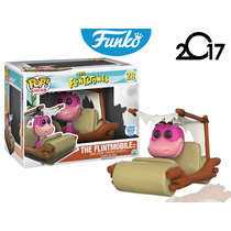 The Flintmobile Troncomovil Funko Pop Los Picapiedra Dino