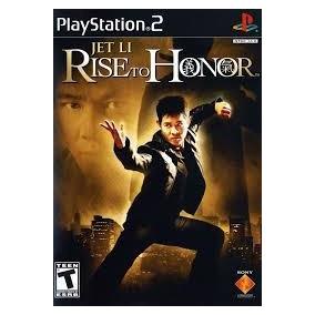 Jogo Jet Li Rise To Honor