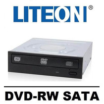 Gravador Leitor Liteon Sata Dvd Dual Layer E Cd