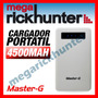 Cargador Portatil Master G 4500mah Blanco