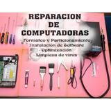 Curso De Tecnico En Mantenimiento Y Reparacion De Computador