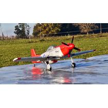 Avión Eléctrico Radiocontrolado P-51 Mustang Red Tail - Rtf