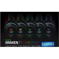 Headset Razer Kraken 7.1 Chroma Pronta Entrega ! Oferta