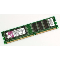 Memória Kingston Ddr1 1gb Desktop Kvr400x64c3a/1g