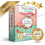 Kit Imprimible Premium + Candy Bar + Invitaciones + Regalos