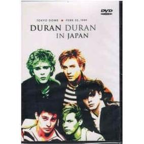 Duran Duran - In Japan Dvd A