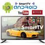 Smart Tv Led 40 Polegadas Nova Full Hd Wife Android Hdmi Usb