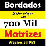 700.000 Matrizes Bordados Dst Pes Jef Brother Download