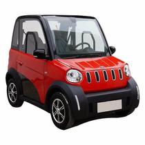 Auto Electrico Jiayuan City Spirit 2017 0km Nuevo Rojo