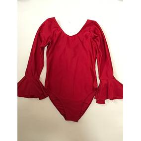 Body/ Malla De Flamenco Para Niña