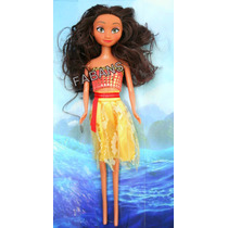 Muñeca Moana Princesa Barbie Nuevas En Caja Juguetes Niña