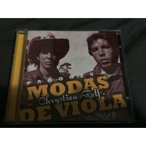 Cd Chrystian E Ralf - Pagodes E Modas De Viola (cd Lacrado)