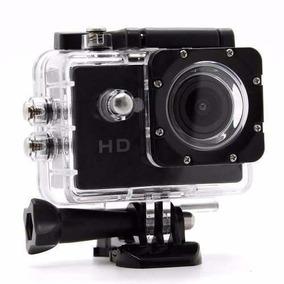 Mini Câmera Filmadora Sports Hd Moto Bike Skate Capacete