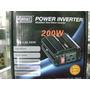 Conversor Inversor 12vdc - 220v 200w Energit En-car200/12v
