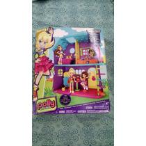 Casa Polly Pocket Original Mattel