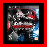 Tekken Tag Tournament 2 Ps3 Digital Oferta !!!