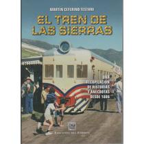 Libro Tren De Las Sierras De Cordoba