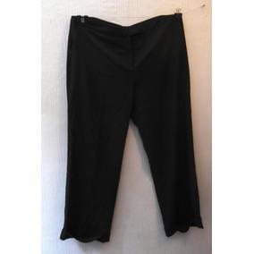 Pantalon Nortonmcnaughton T/18w 40 Mexico Negro C/rayitas