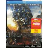 Transformers 2 A Vingança Dos Derrotados Duplo Blu-ray