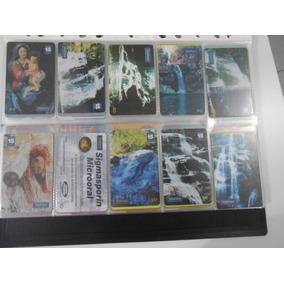 Cartões Telefônicos Usados Serie Dias Das Maes 2002