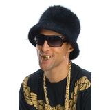 Rapero Gangster Parrillas Oro Traje Dientes