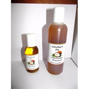 Aceite De Coco, Uso Cosmetico