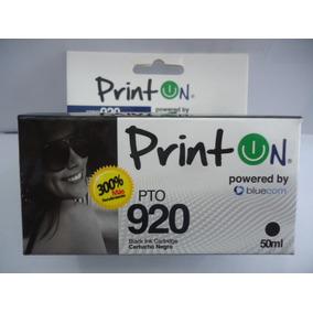 Printon Cartucho Compatible Con Hp Serie 920 Serie