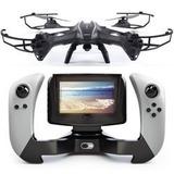 Drone Udirc Lark Fpv U842-1 Com Câmera Hd Visor No Controle