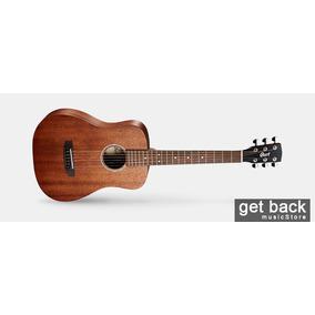 Guitarra Acustica Cort Ad Mini M Op C/funda