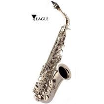 Sax Alto Eagle Sa500n Cheiro De Música Revenda Oficial !!