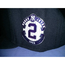 Gorra Yankees New Era 59fifty Conmemorativa Derek Jeter