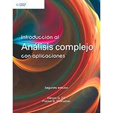 Introducción Al Análisis Complejo Con Aplicaciones 2a. Zill