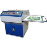 Prensa Termica Pneumatica Sublimação 2 Berços 75x115 Cm