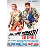 Dvd Dá-lhe Duro, Trinity! Legendado Bud Spencer Terence Hill