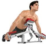 Push Steel Up Ejercita Abdomen Brazos Lagartijas Pump Fitnes