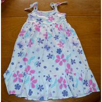 Vestidos Sueltos Junior 3 Colores 6-10 Años Little Treasure