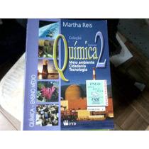 Livro: Coleção Química 2, Meio Ambiente Cidadania Tecnologia